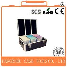 Aluminum CD case ,cd case,CD carrying case