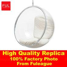 Modern Bubble Acrylic Hanging Ball Chair FG-A002