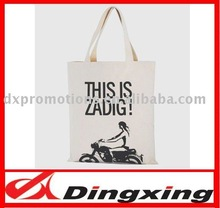 fashion cotton tote bag/fashionable cotton tote bag