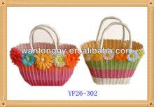 new style girl's fancy cute PP cheap bag