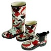 Fashionable Lady Rain Boots