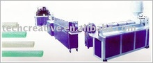high effective PVC fiber-reinforced soft tube production line