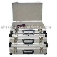 Silver Aluminum tool case in tool case ,dji phantom 2 vision case
