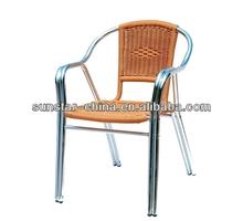 Garden Furniture -Aluminium Wicker Chair