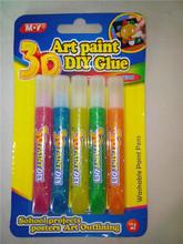3D stationery glue for kids
