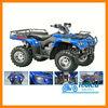 2/4WD 400cc EEC&EPA Quad ATV (TKA400E-B)