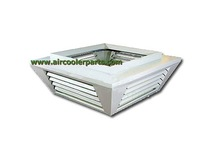 JHCOOL Evaporative air cooler parts ! Mushroom Air Diffuser for roof mounted cooler installation