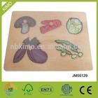 Kid Wood puzzle (fruit)/Toys & Hobbies>>Puzzle
