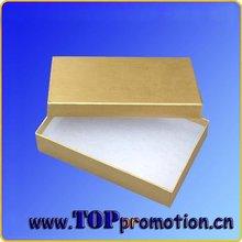 High-quality top brand name custom cardboard gift box