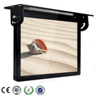 17 Inch Bus LCD Media Ad Player