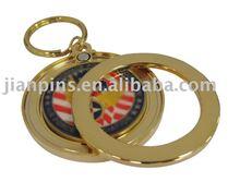 Customized Metal Coin Key Chain