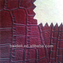 Alta diseño de la serpiente bolso de cuero