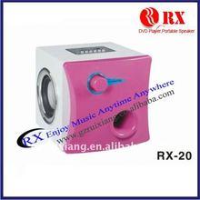 SD USB FM Speaker RX-20