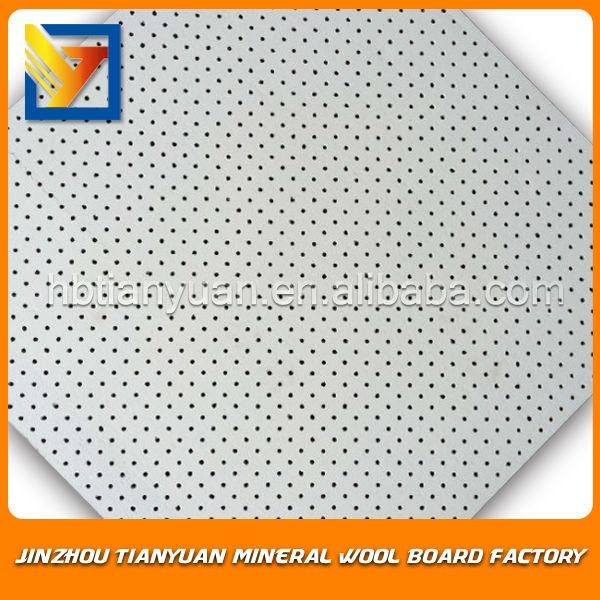 Mineral Fiber Board False Ceiling Mineral Fiber Ceiling