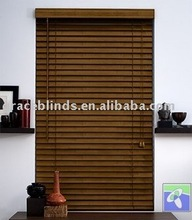 25mm, 35mm, 50mm, 63mm horizontal window treatments wooden venetian blinds