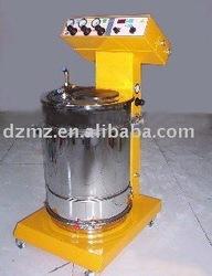 pulse electrostatic powder coating machine