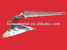 marine hardware boat anchor Stainless Steel and Galvanizing Plow Anchor