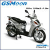 powerfull china EEC EPA 200cc scooter with 16 inch wheels