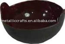 cast iron enamel pot