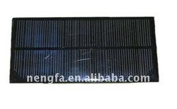 High Quality 12V1.2W PV Small Solar Panel