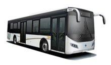 Very Safety!!!SLK6111 Aluminum Body City Bus