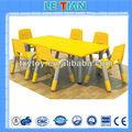 Crianças cadeiras e mesas para venda mesa de jardim de infância lt-2145d