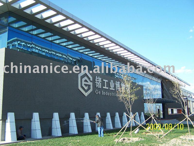 panel de terracota para pared de cortina