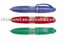 wholesale plastic press cylinder pen
