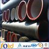 EN545 Flange welded ductile iron pipe