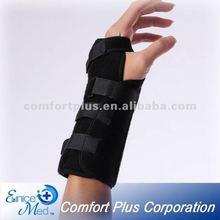 Neoprene wrist splint for carpal tunnel syndrome