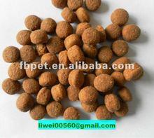 Dry pet food dog food