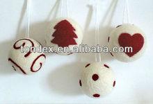 Christmas tree ornament(handicraft holidy gift decoration)