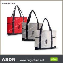 plain blank canvas wholesale tote bag