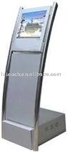 touch screen video kiosk