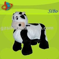 GM5914 robot plush toy,riding giraffe,robot toy dog
