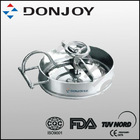stainless steel manhole oval cover