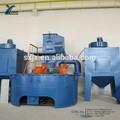 2014 nuevo producto sxq3525 rotatorio de la serie mesa de la máquina de granallado