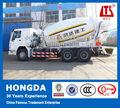 China marca nuevo 12 cbm de mezcla de hormigón de camiones iso9001& bv aprobado