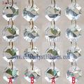 nouveau design pour la chaîne de décoration lustre perle de cristal