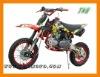 2014 New 140cc Dirt Bike Pitbike Motocross Motorcycle Pit Racing Motard Big Foot Wheel KLX110 Off-road Fiddy