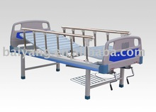 hospital bed with cold rolled steel plate bed board