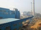 Bulk material conveyor (belt conveyor/pipe conveyor)