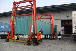 36Ton Mast Mobile Container Crane