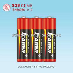 R6 aa battery