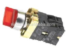 illuminated rectangular push button switches LAY5-BK3465