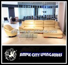 Mini comfortable sleeper corner sofa set designs, natural feeling YY-005