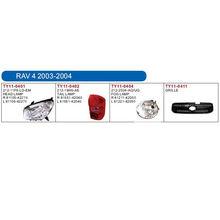 TOYOTA RAV4 2003-2004 auto lamp and body parts