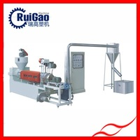 Wind Cooling Waste Plastic Recycling Machine