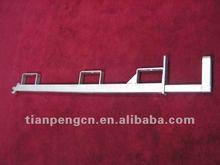 metal guide bracket for building construction