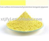Greenish Yellow Pigments